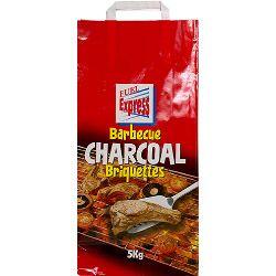 Fuel Express Charcoal Briquettes 5Kg