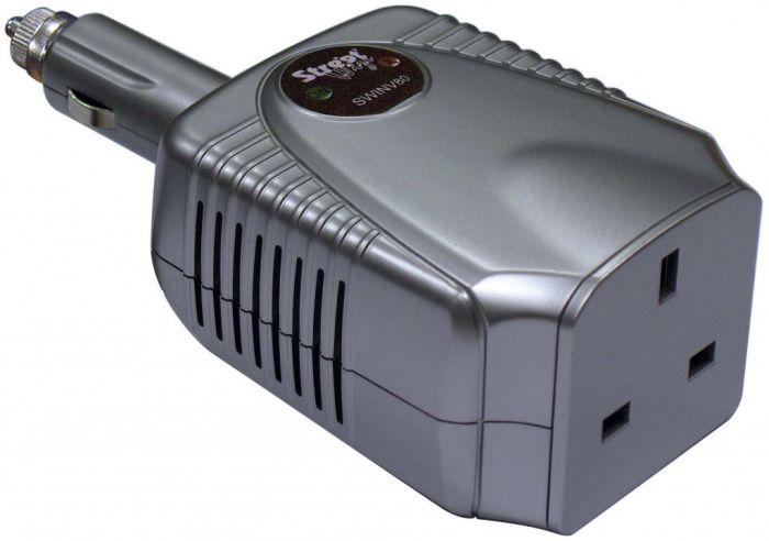 Streetwize Mini Power Inverter 75W