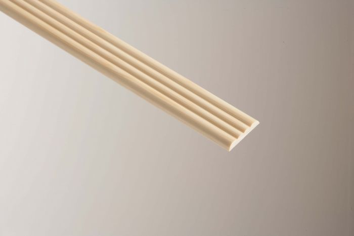 Cheshire Mouldings 4 Reed Pine 6 X 34Mm X 2.4M