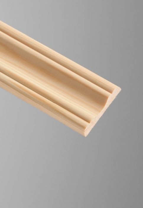 Cheshire Mouldings Cover Moulding Pine 45 X 8Mm