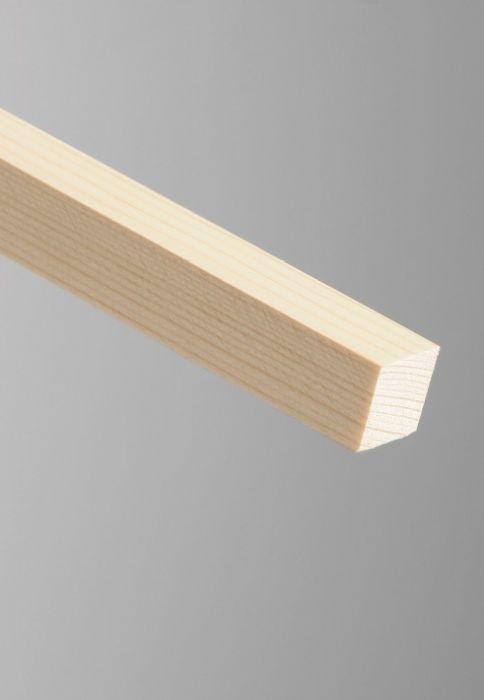 Cheshire Mouldings Pse Light Hardwood 21 X 21Mm X 2.4M