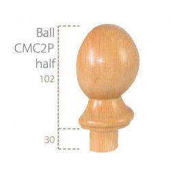 Cheshire Mouldings Ball Cap Half Pine