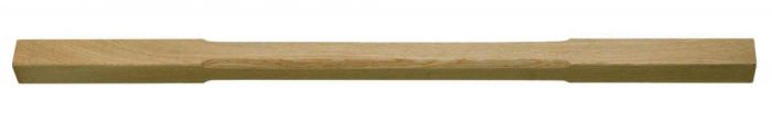 Cheshire Mouldings Oak Stop Chamfered Spindle 41 X 895