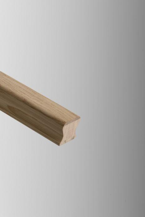 Cheshire Mouldings Oak Handrail 2.4M X 41Mm