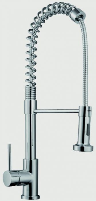 Sp Mallory Mono Sink Mixer Tap With Precision Rinser