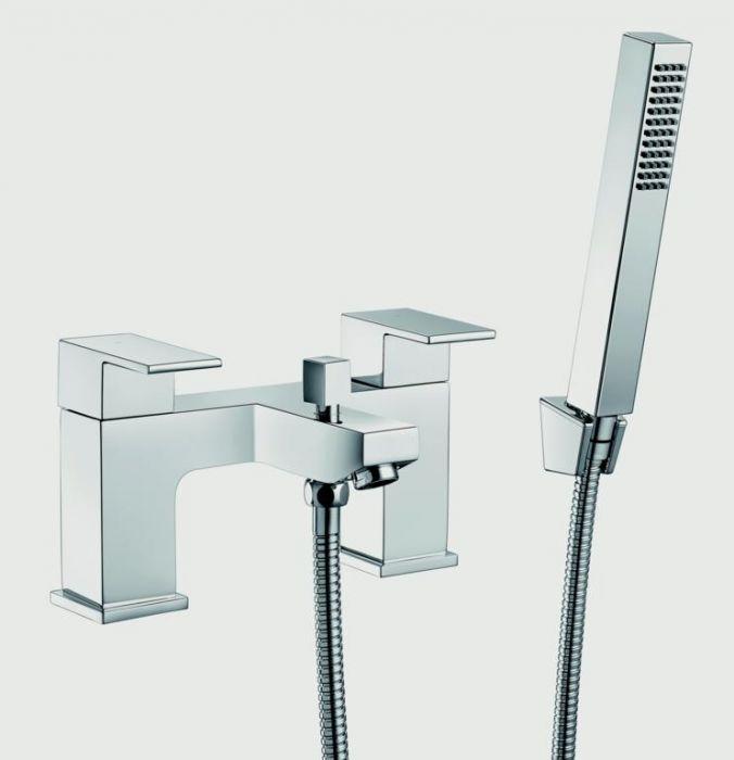 Sp Ellen Bath Shower Mixer Tap W 228Mm H 120Mm D 143Mm