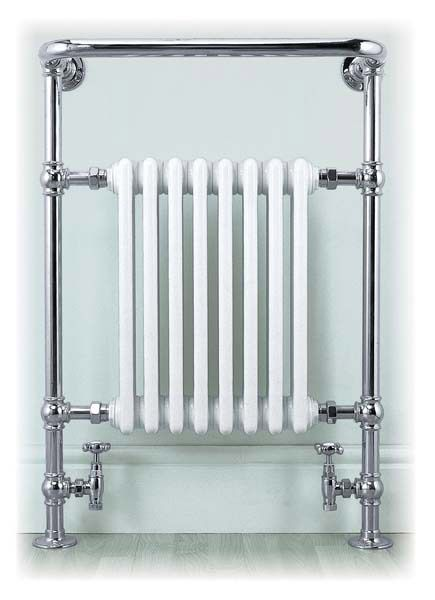 Sp Matlock Heated Towel Rail W: 630Mm H: 915Mm