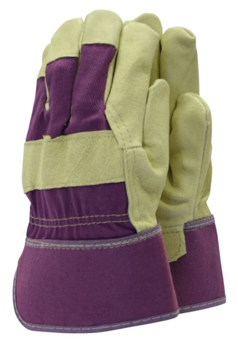 Town & Country Classics De-Luxe Washable Leather Gloves Ladies Size - M