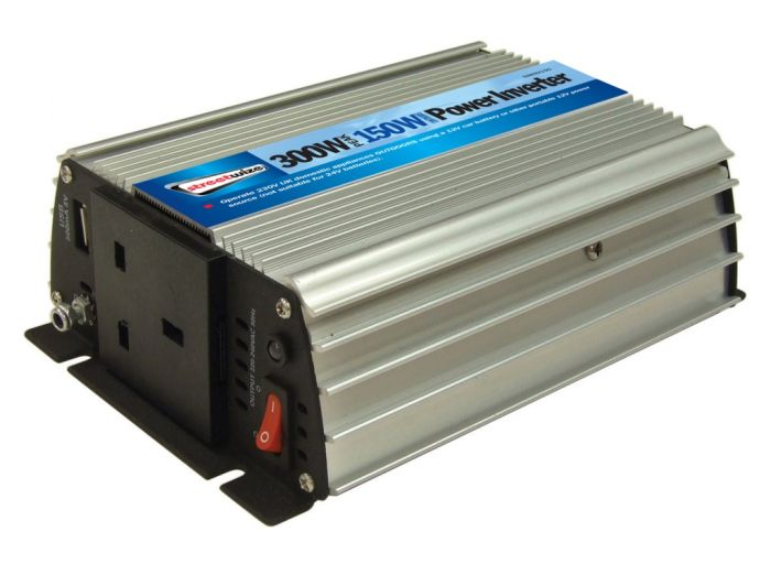 Streetwize Power Inverter 150 Watt