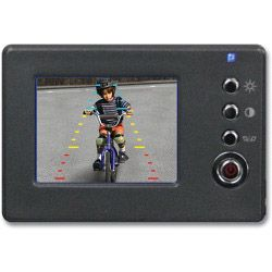 Streetwize Wireless Reversing Camera System With 3.5 Screen
