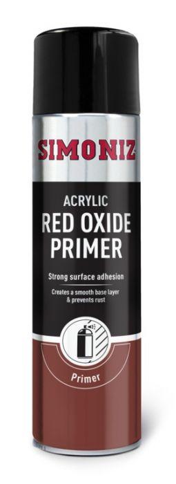 Simoniz Red Oxide Primer 500Ml