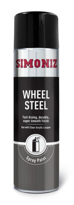 Simoniz 5 Wheel Steel 500Ml Aerosol