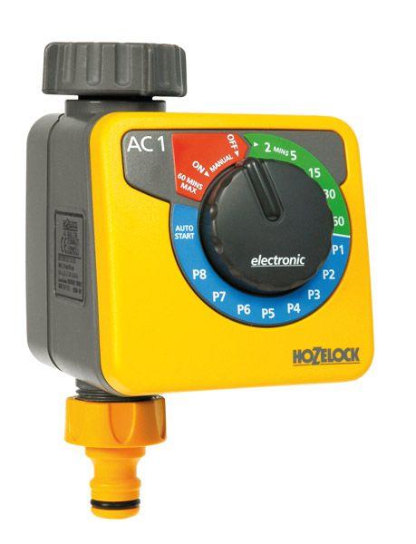 Hozelock Aqua Control Water Timer Simple Water Timer