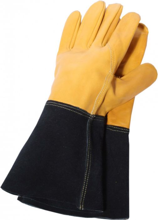 Town & Country Professional - Heavy Duty Gauntlet Gloves Ladies Size - M
