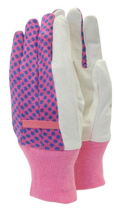 Town & Country Aqua Sure Ladies Gloves Snowdrop Size - M