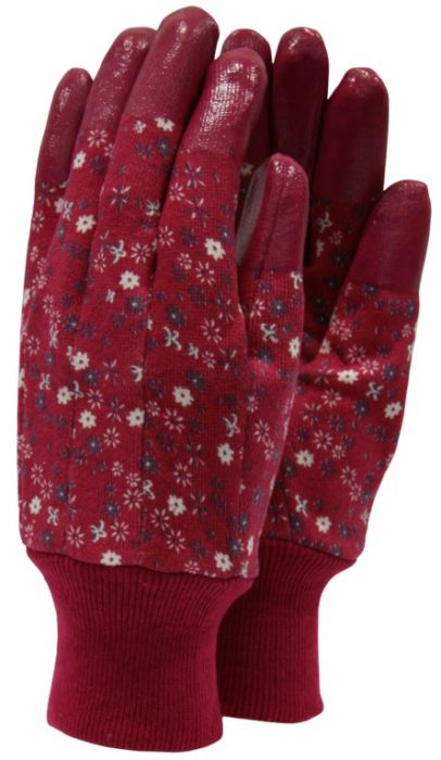 Town & Country Aqua Sure Ladies Gloves Fuchsia Size - M