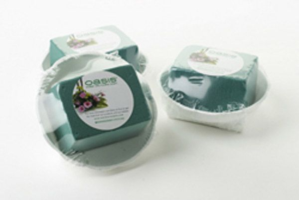 Oasis Creative Floral - Round Bowl 16 X 16 X 9Cm