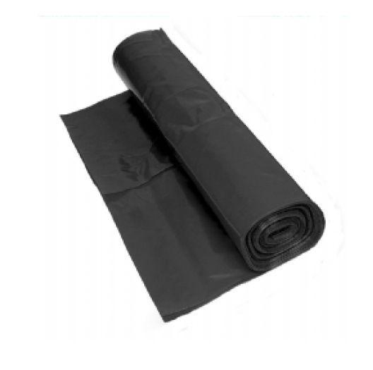 Visqueen Damp Proof Membrane 300Mu Black 4M X 3M