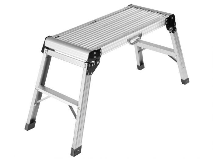 Supatool Aluminium Platform Ladder 3.95Kg