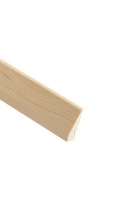 Cheshire Mouldings Chamfered Architrave Set 14Mm X 44Mm