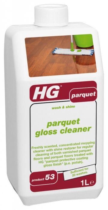 Hg Parquet Wash & Shine 1Lt