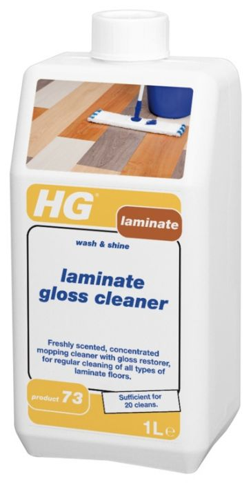 Hg Laminate Wash & Shine 1Lt
