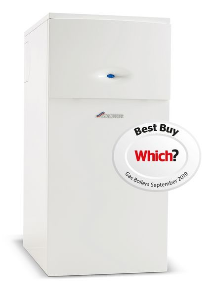 Worcester Greenstar 42CDi ErP floor standing natural gas boiler