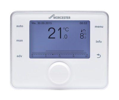 Worcester Sense II advanced weather compensation controller