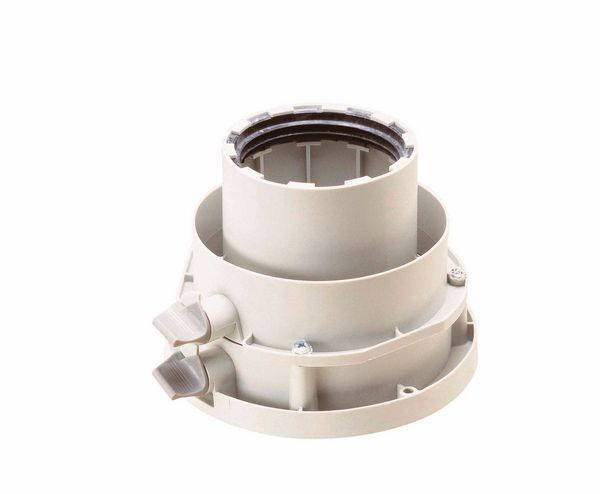Worcester Greenstar vertical flue adaptor 125mm