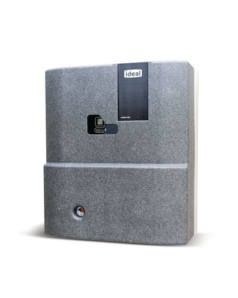 Caradon Ideal Logic indirect heat interface unit comes with CF ULTRAMAXX V ultrasonic meter