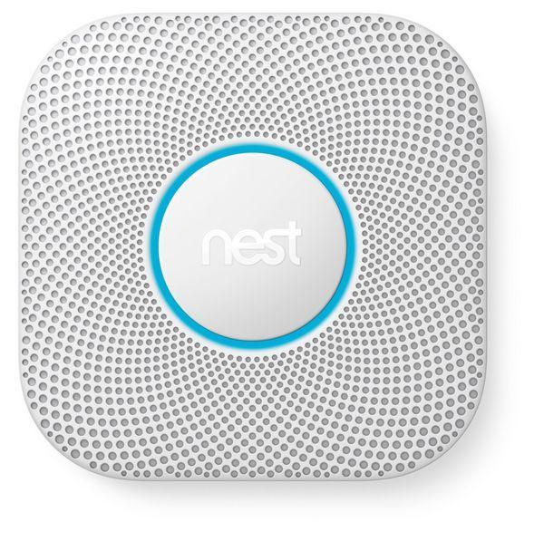 Exertis Nest Protect 2nd Gen Smoke Alarm & Carbon Monoxide Detector