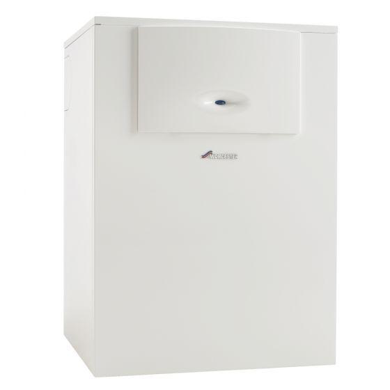 Bosch Worcester Greenstar 550CDI ErP highflow LPG floorstanding combi boiler 851 x 600 x 605mm White