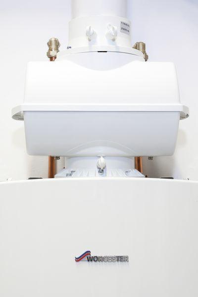 Bosch Worcester Greenstar Xtra flue gas heat recovery unit