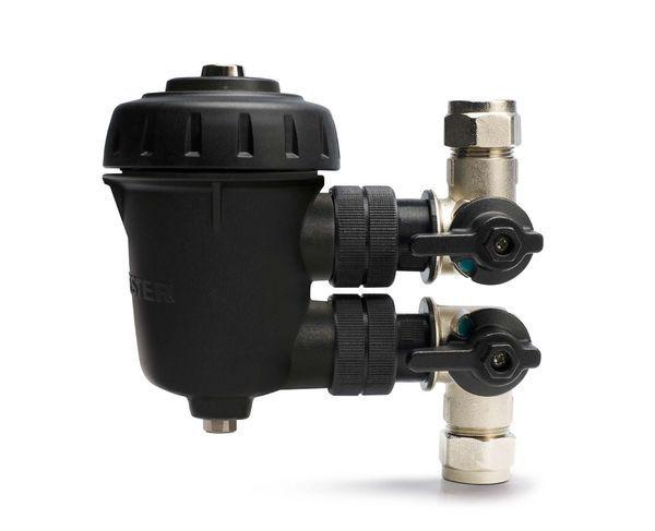 Bosch Worcester Greenstar system filter mini 22mm