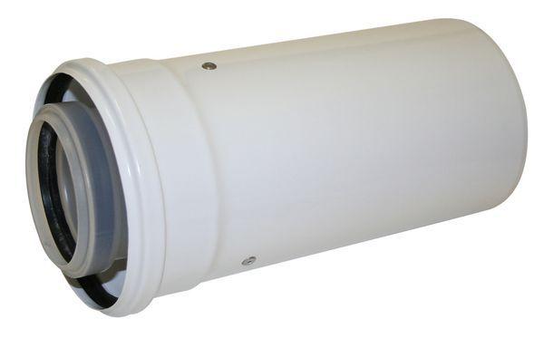 Bosch Worcester telescopic short extension kit 60/100mm