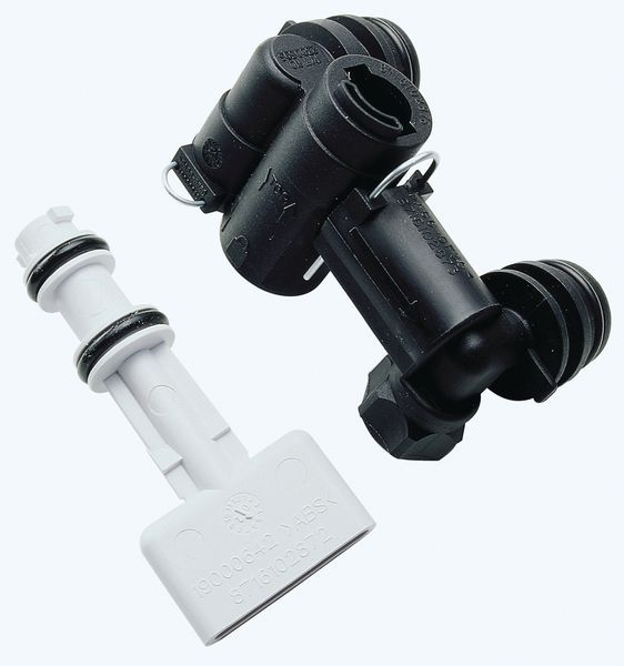 Bosch Worcester filling link for Junior and SI II