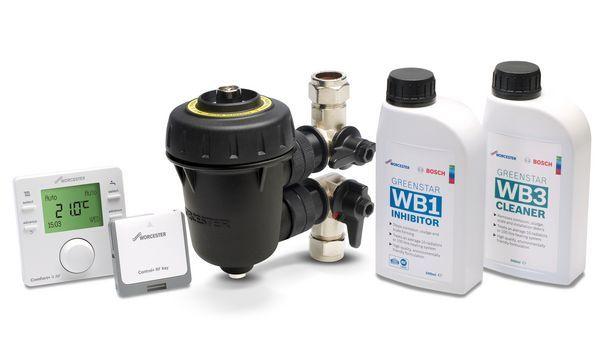 Worcester Comfort +II RF system care pack