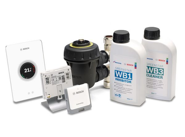Bosch Worcester EasyControl system care pack White