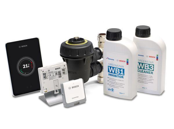 Worcester Easycontrol system care pack Black