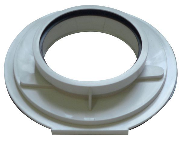 Worcester flue connector vertical 60 100mm