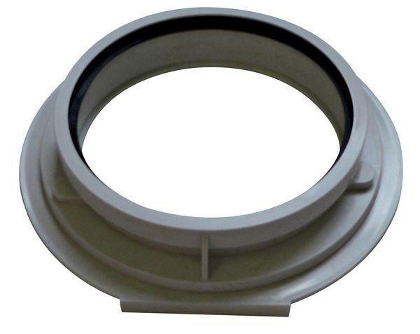 Worcester vertical flue adaptor 80/125mm