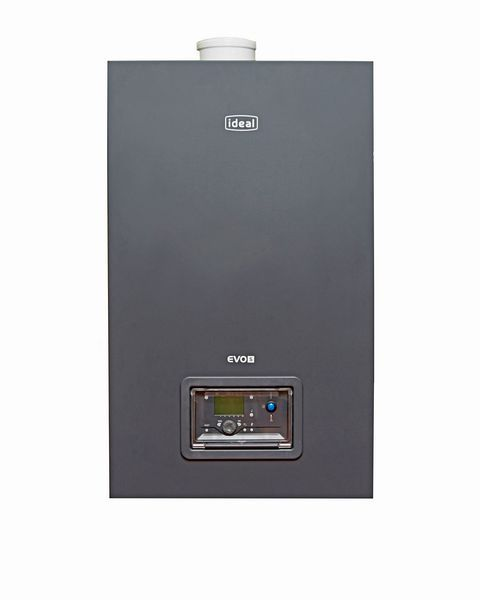 Ideal EVO S 50 packaged wall hung boiler
