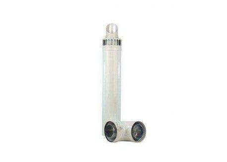 Caradon Ideal Evomax horizontal flue kit 100/150mm