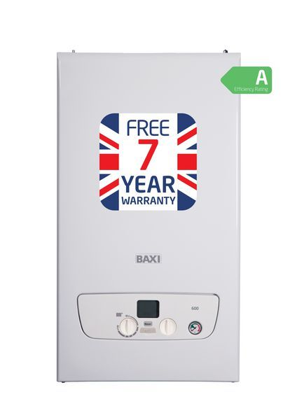 Baxi 624 system boiler LPG
