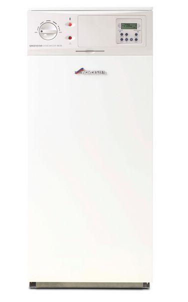 Worcester Greenstar Danesmoor 12/18 heat only boiler ErP+