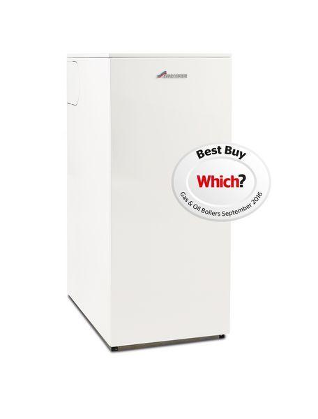 Worcester Greenstar Danesmoor 32/50 utility system boiler ErP+