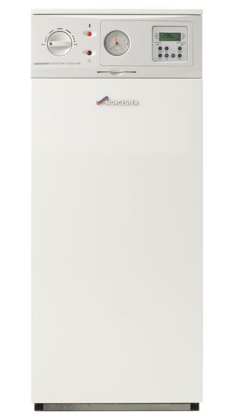 Worcester Greenstar Danesmoor 18/25 system boiler ErP+