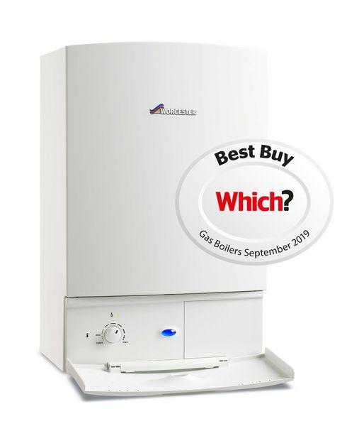 Worcester Greenstar RI heat only boiler ErP+ NG 12kW