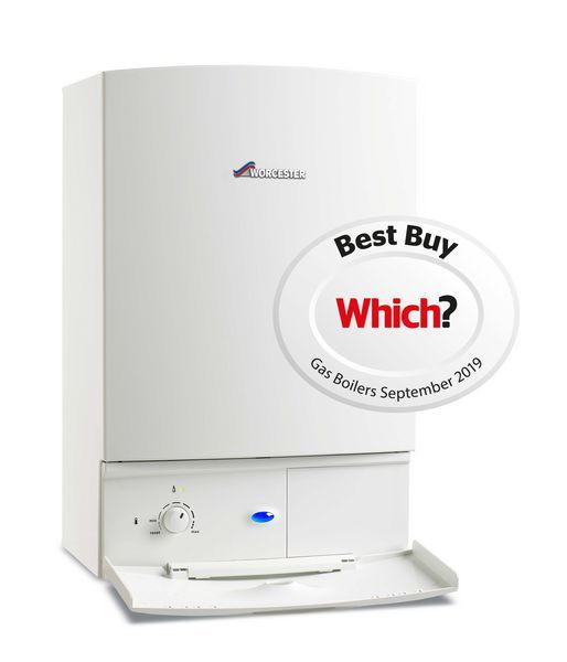 Worcester Greenstar RI heat only boiler ErP+ NG 24kW