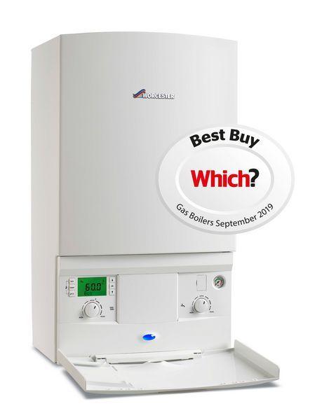 Bosch Worcester Greenstar 36CDI ErP compact combi natural gas boiler